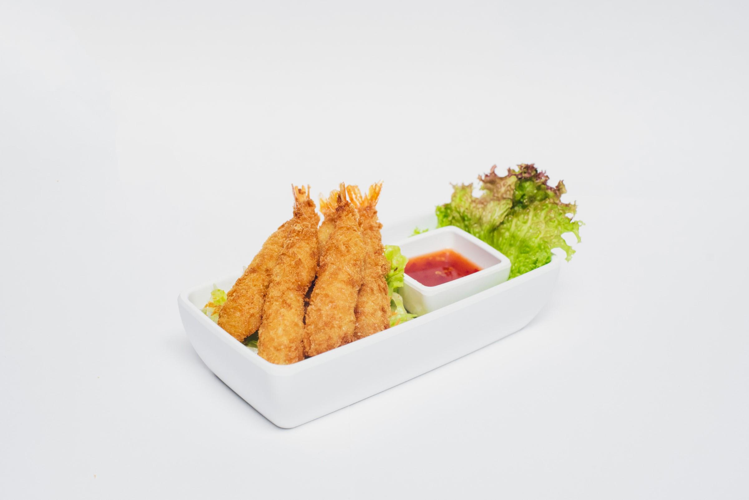 Ebi tempura (Aangepast)